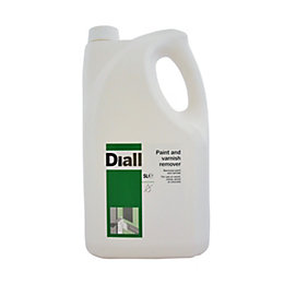 B&Q Paint & Varnish Remover 5L