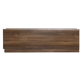 Cooke & Lewis Walnut Effect Bath Front Panel