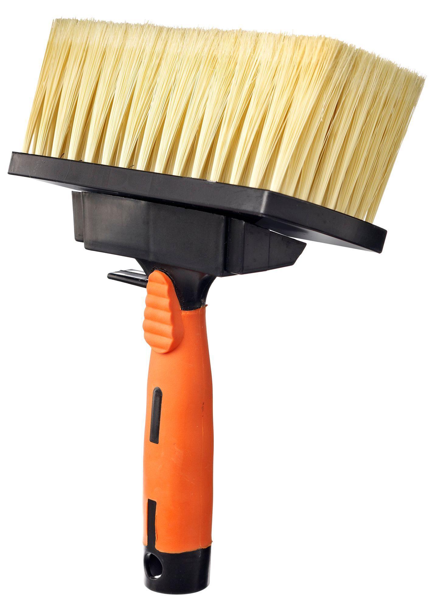 Diall Angled Head Jumbo Brush W 7 189 Quot Departments Diy