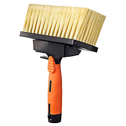Diall Angled Head Jumbo Brush (W)7½""