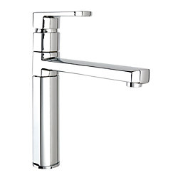 Cooke & Lewis Vipacco Chrome Effect Lever Tap