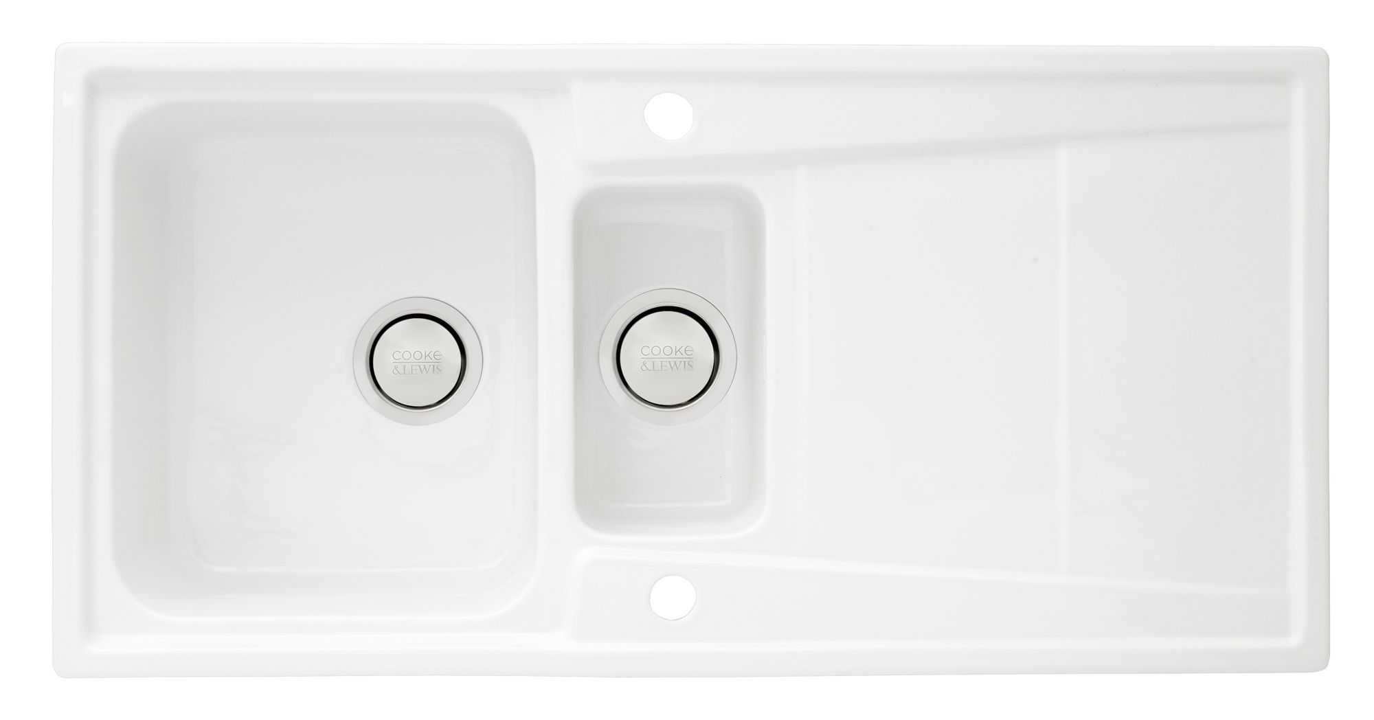 Elegant Ceramic Kitchen Sinks B&q - Taste