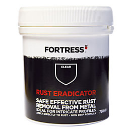 Fortress Clear Rust Eradicator 0.75L