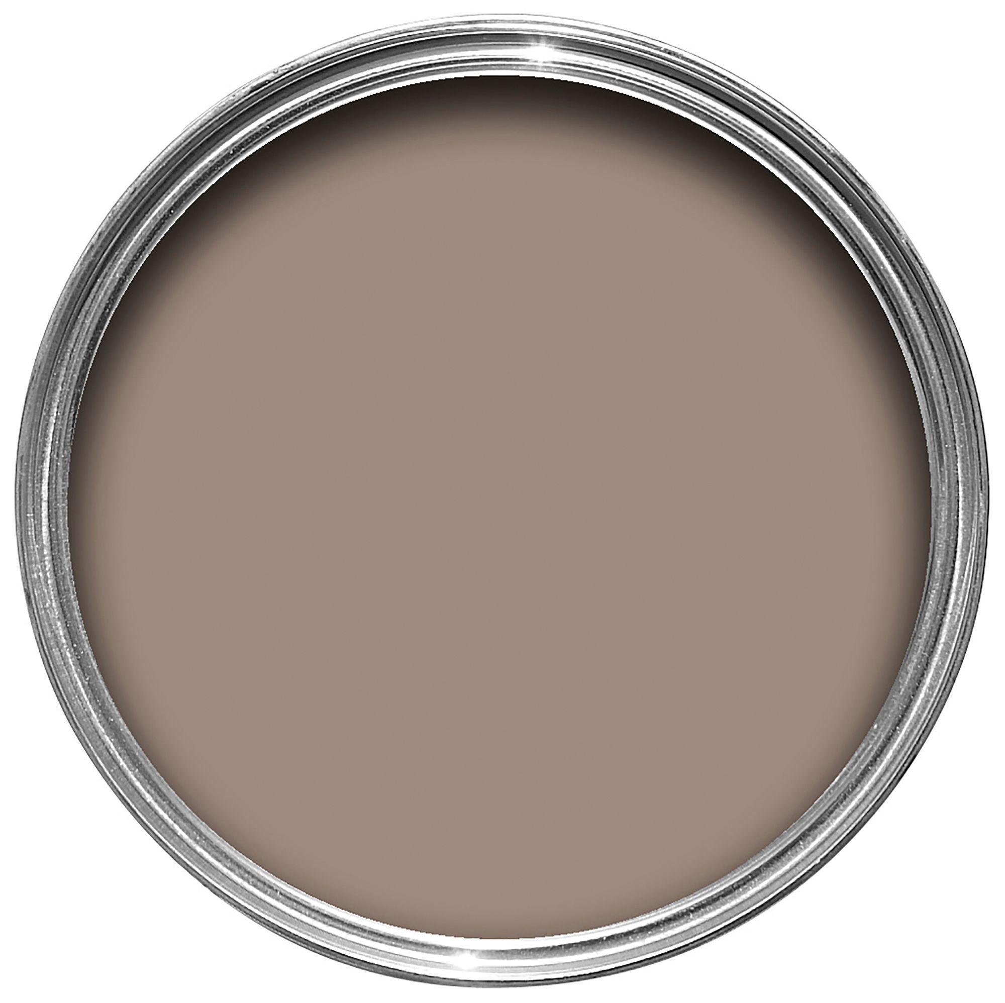 Colours Soft Wholemeal Brown Matt Masonry Paint 5l