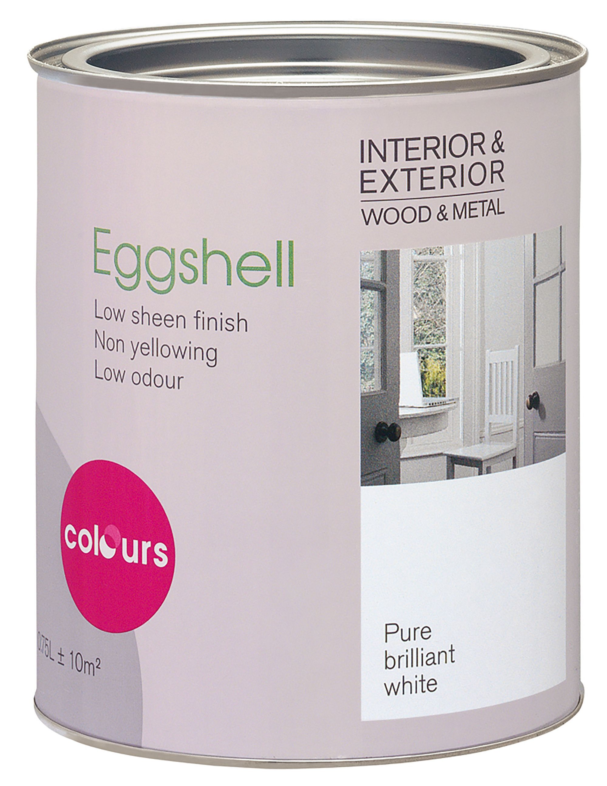 Eggshell Finish Wood Paint Diy