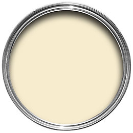 B&Q Magnolia Silk Emulsion Paint 5L
