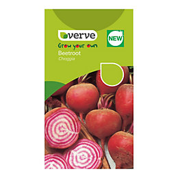 Verve Beetroot Seeds, Chioggia Mix