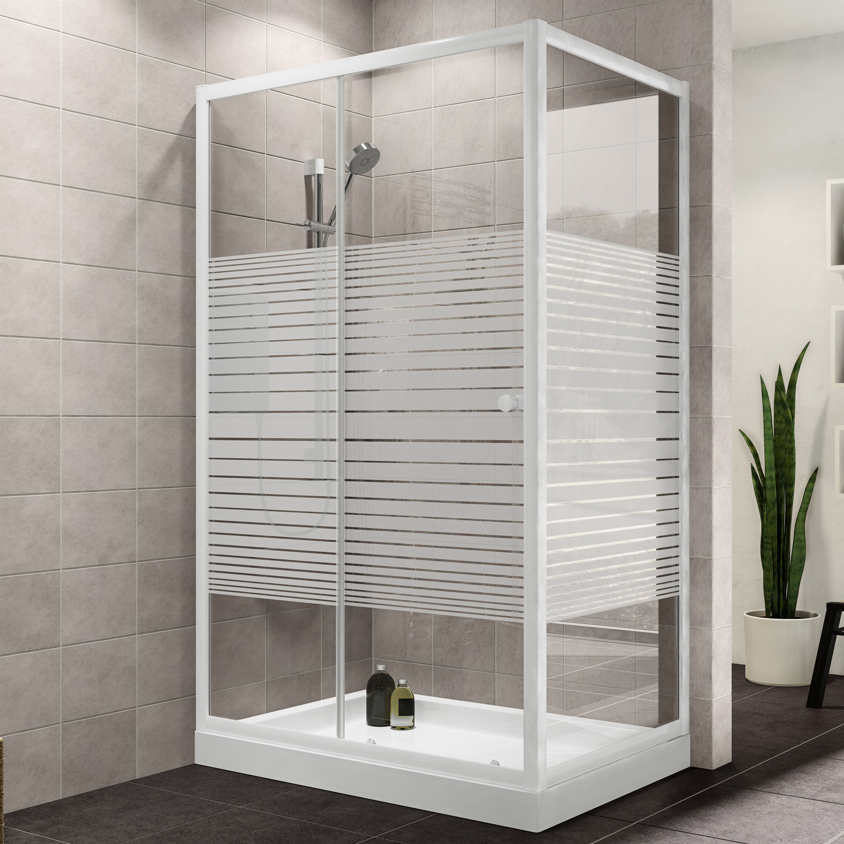 Glass Shower Enclosure Diy