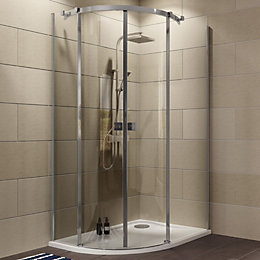 Cooke & Lewis Luxuriant Offset Quadrant RH Shower
