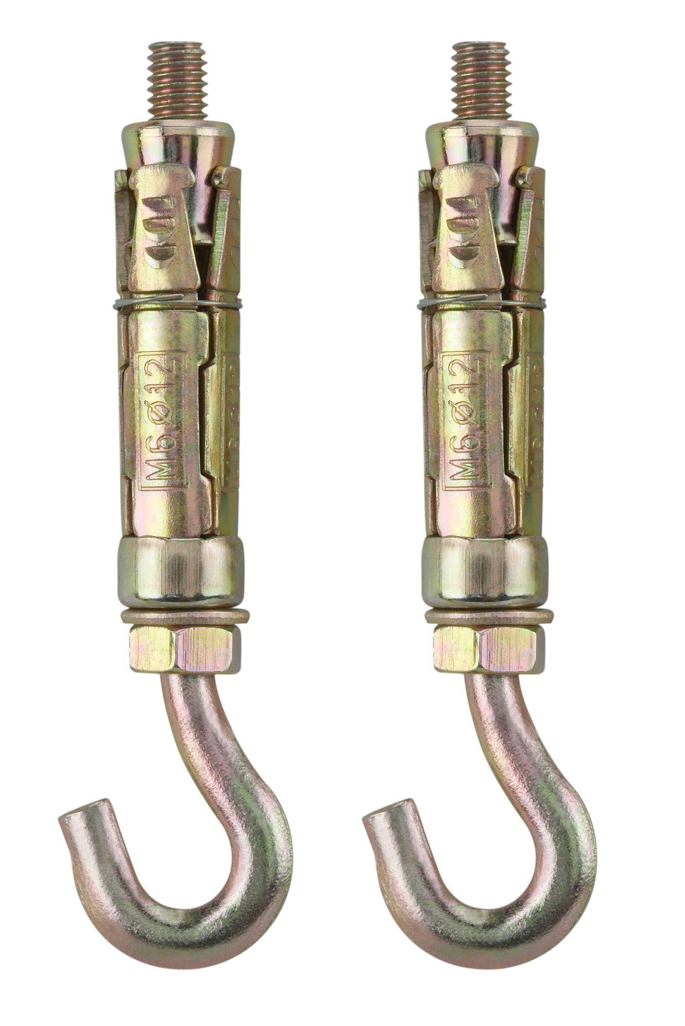 M6 Hook Bolt (l) 55mm (dia) 6mm