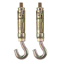 M6 Hook Bolt (L) 55mm (Dia) 6mm