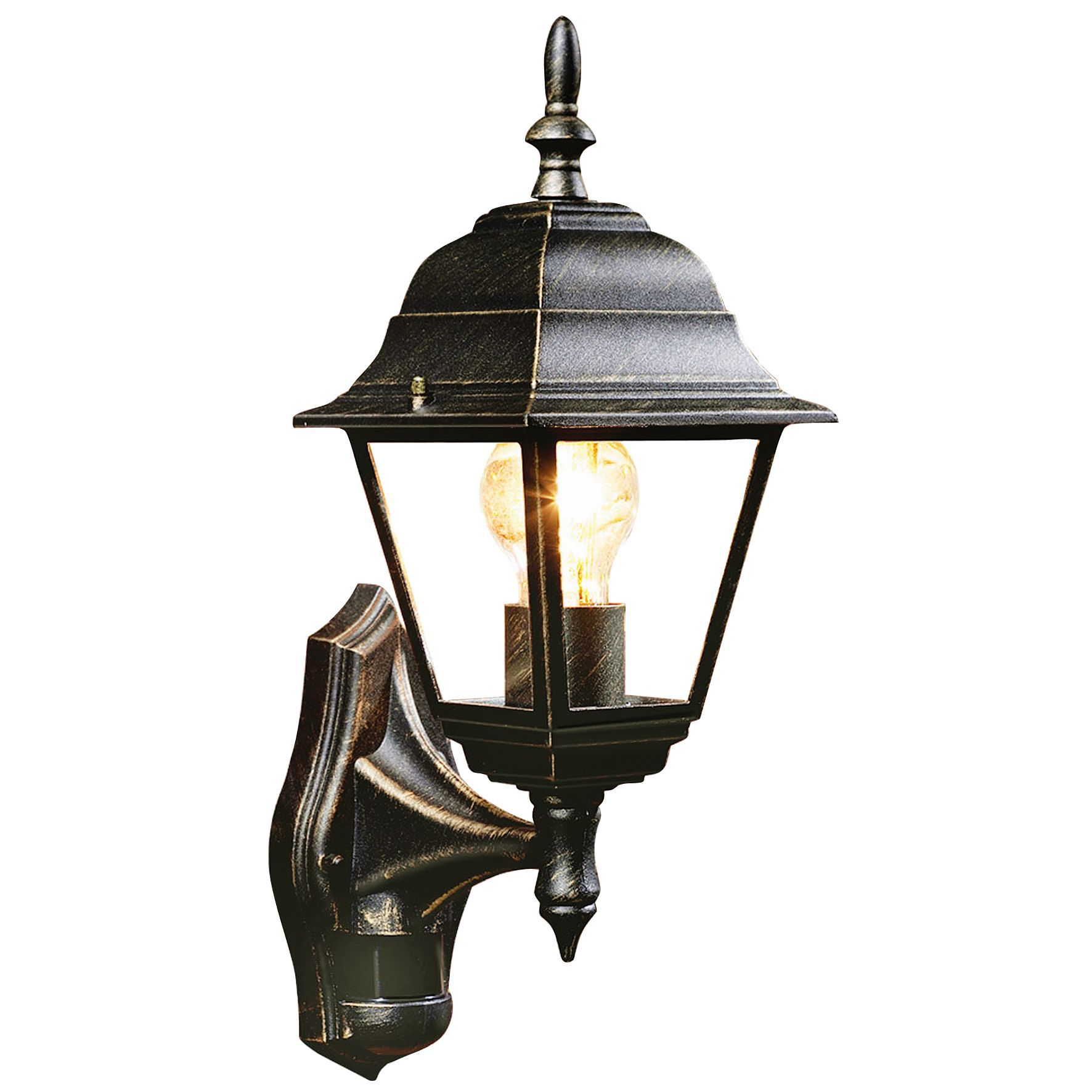 Antique effect wall lights trweb for blooma sirah solar powered led wall light departments diy at bq workwithnaturefo