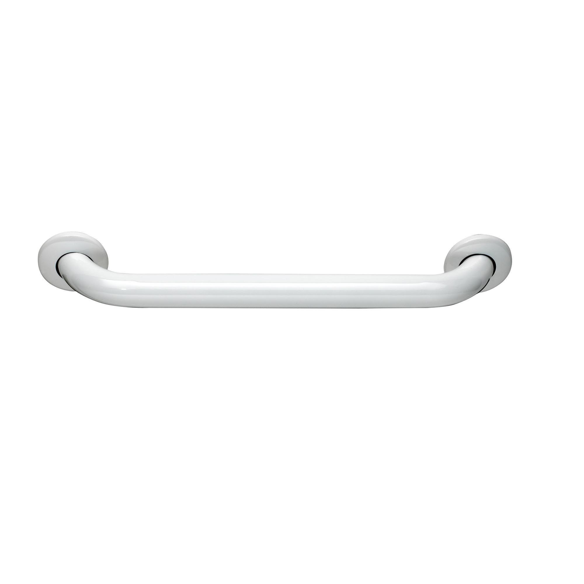 B&q White Grab Rail (l)535mm