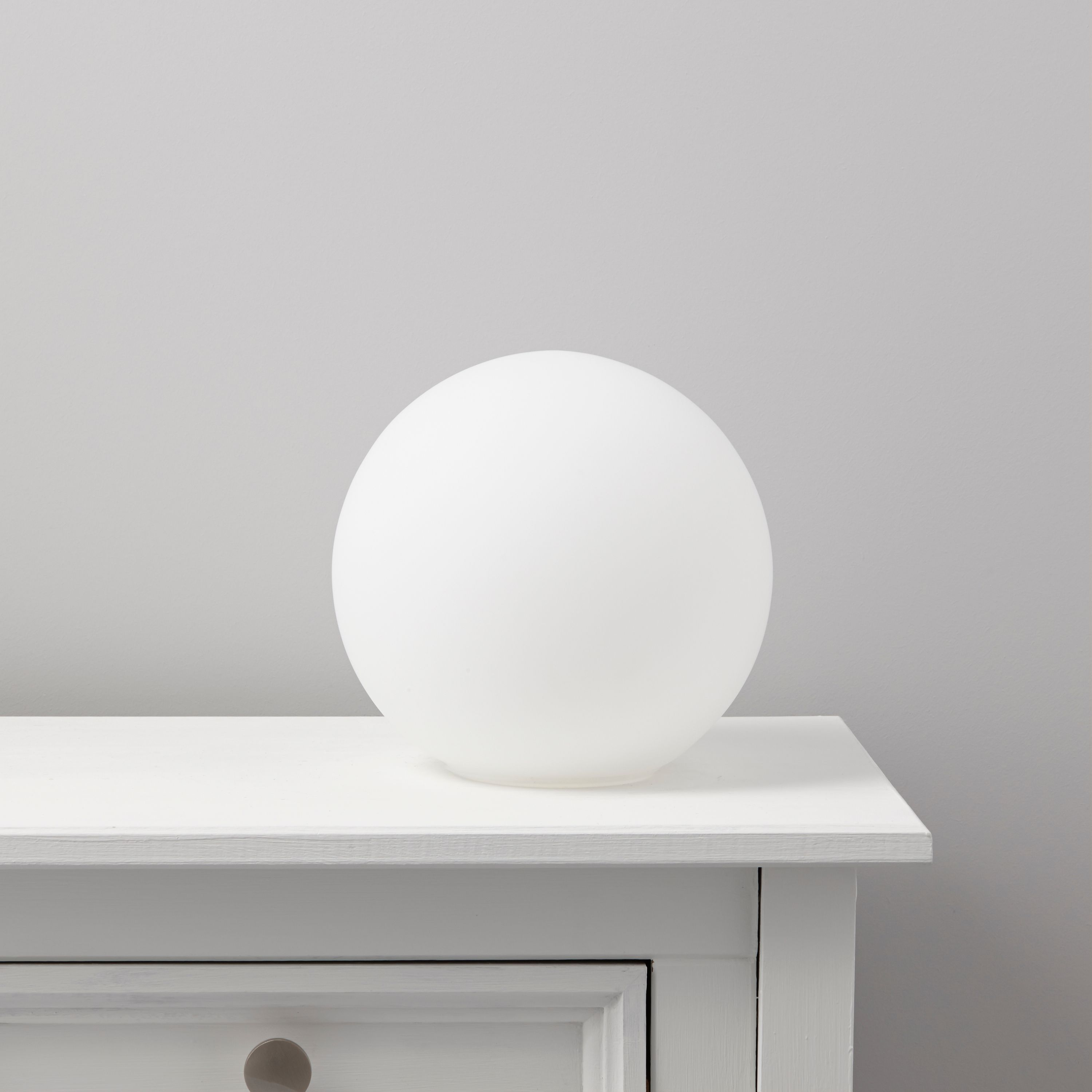 Athens Opal Table Lamp