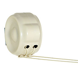 B&Q Retractable Washing Line 30m