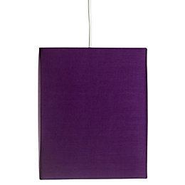 Purple Light Shade (D)20.5cm