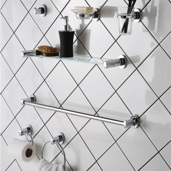 Ultimo Bathroom Accessories