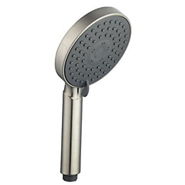 Cooke & Lewis 3 Spray Nickel Effect Shower