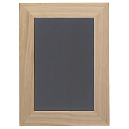 Pine Effect Wood Picture Frame (H)20.7cm x (W)15.7cm