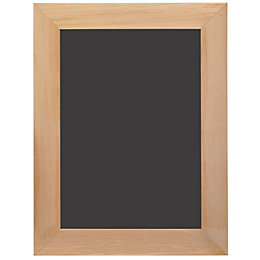 Pine Effect Wood Picture Frame (H)27.7cm x (W)22.2cm