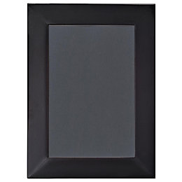 Black Single Frame Wood Picture Frame (H)20.7cm x
