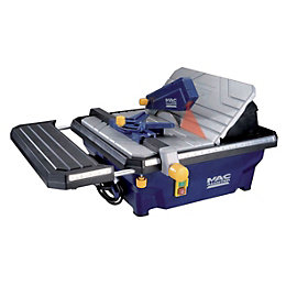 Mac Allister Corded 750W Power Tile Saw MTC750L