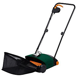 400W Electric Lawn Raker