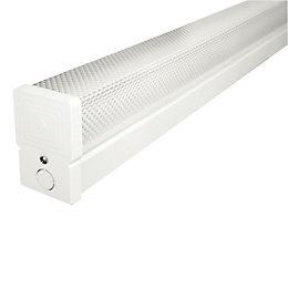 Colours Fluorescent 30W Batten Light with Diffuser (L)935mm
