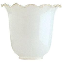White Mini Bell Light Shade (D)12cm