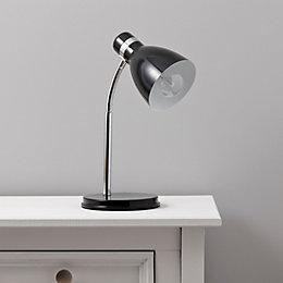 Shelley Black Desk Lamp