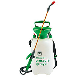 B&Q Garden Sprayer SX-CS5A