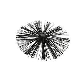 B&Q Black 400mm Chimney Brush