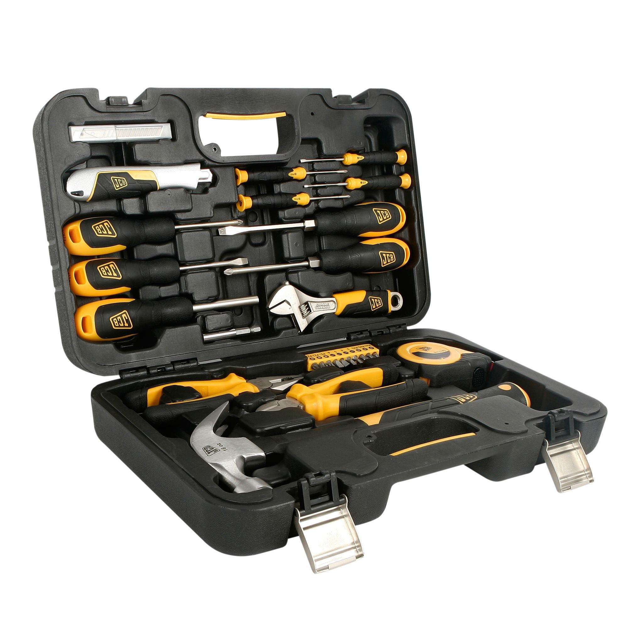 Jcb Piece Tool Kit Departments Diy At B Amp Q