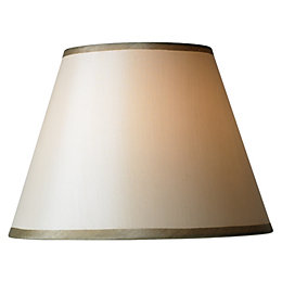 Colours Gemma Cream & Gold Ribbon Light Shade