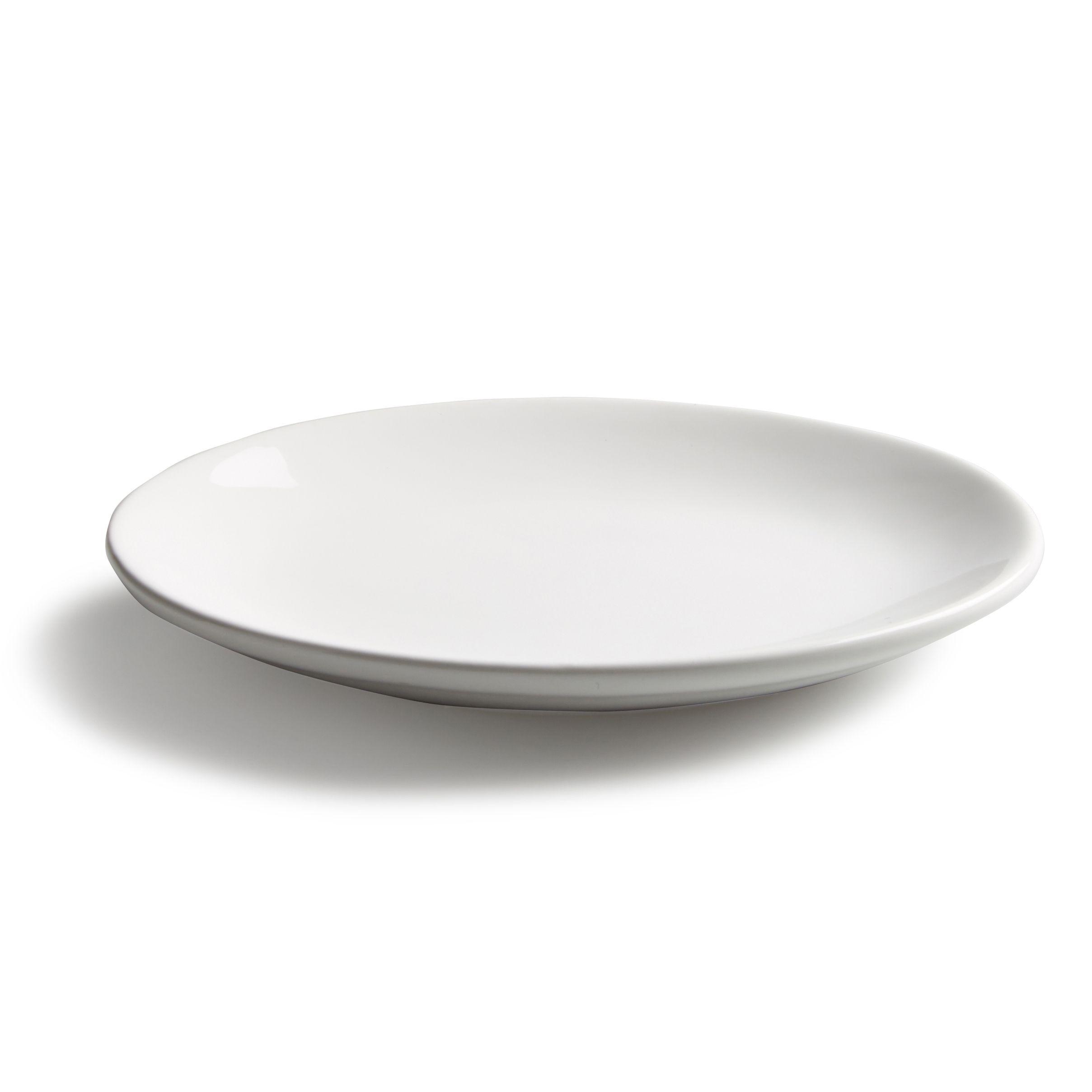 White Ceramic Soap Dish Departments Diy At B Q