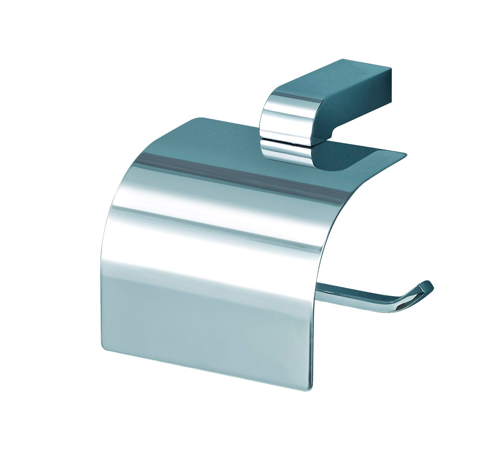 Cooke Amp Lewis Flow Chrome Effect Toilet Roll Holder W