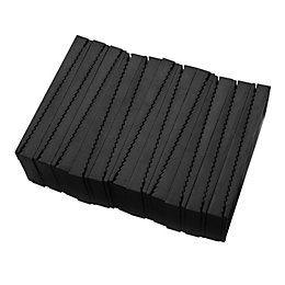 Diall Floor Fitting Wedge, Pack of 22