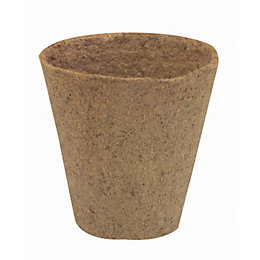 Plant Pot (L)6cm (Dia)6cm, Pack of 48