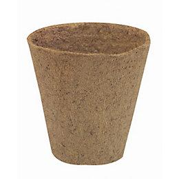 Plant Pot (L)6cm (Dia)6cm, Pack of 48