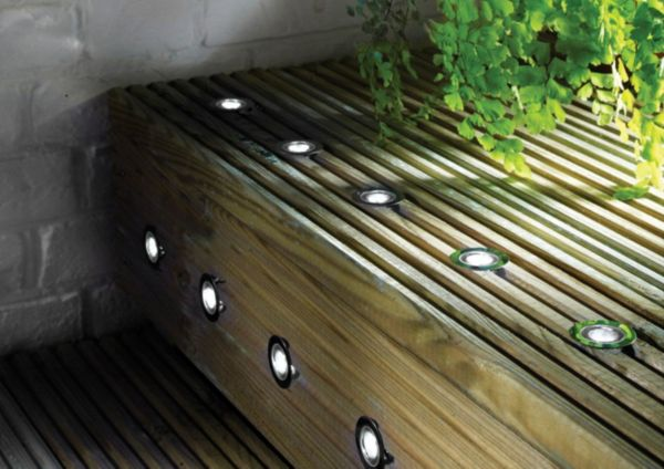 LED DECKING LIGHTS
