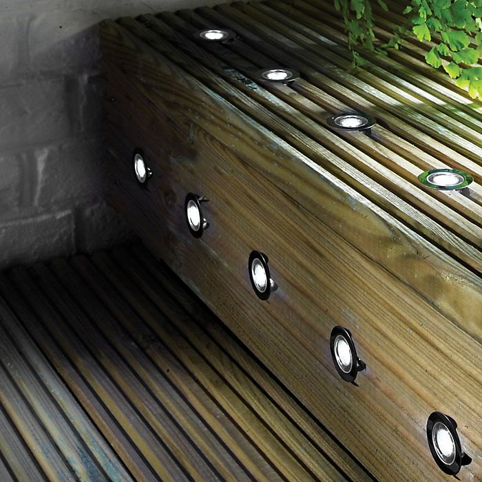 Apollo LED Recessed Deck Lighting Kit