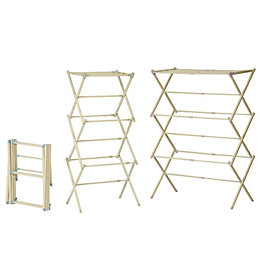 B&Q 3 Tier Expandable Airer 7.4m