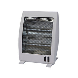 Blyss Electric 1000W White Quartz Heater