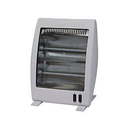 Blyss Electric 1000W White Quartz Heater