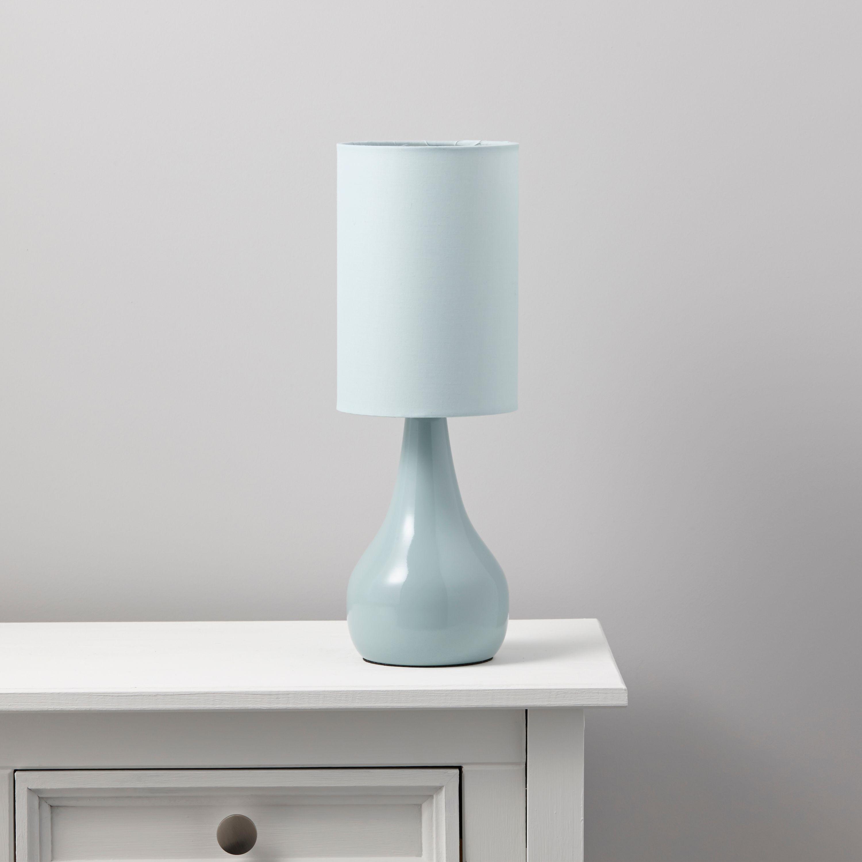 Ariel Duck Egg Table Lamp