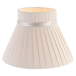 Colours Carme Cream Ribbon Light Shade (D)200mm