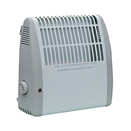 Electric 400W White Frost Protector Heater