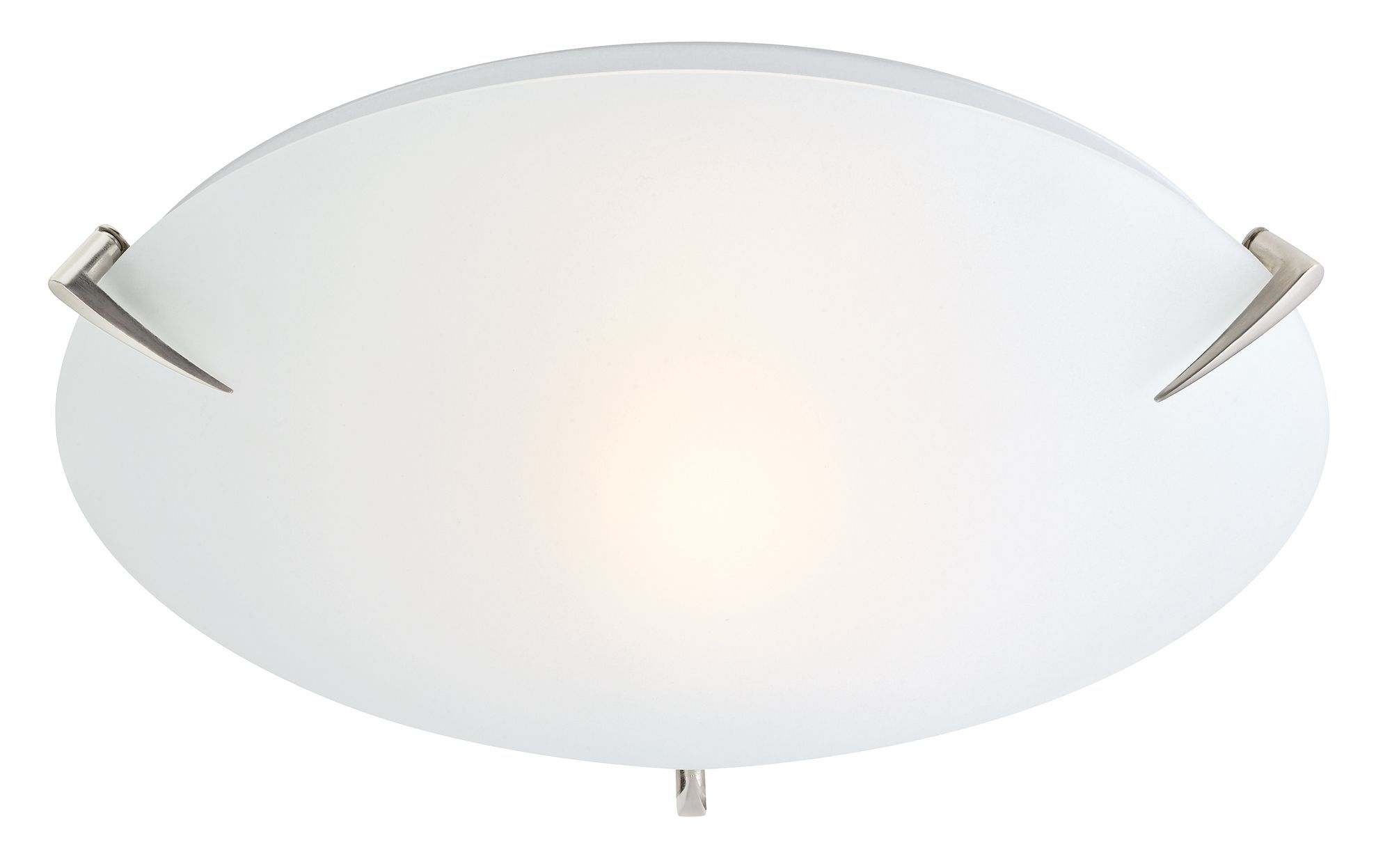 Outdoor Ceiling Lights B And Q : Sabinas white frosted ceiling light departments diy at b q