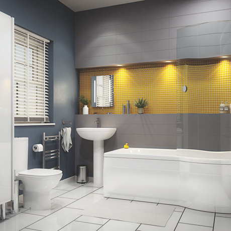Browse our beautiful Bathroom Suites
