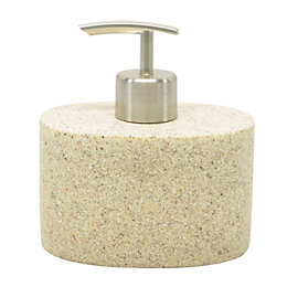 Cooke & Lewis Stone Effect Soap Dispenser